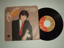 """Bobby Solo / Non Posso Perderti -Disco Vinile 45 Giri 7"""" Stampa Italia 1981"""