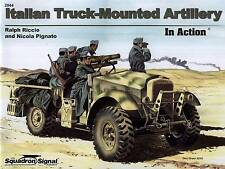 23424/ Squadron Signal - In Action 44 - Italian Truck-Mounted Artillery - TOPP