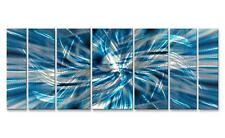 Large Modern Metal Wall Decor by Artist Ash Carl, Contemporary Home Décor