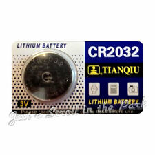 1 CR2032 DL2032 CMOS Lithium 3V NEW Watch Battery Exp 2019 Ships FREE from USA!