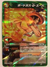 One Piece Miracle Battle Carddass Promo P OP 17a Ace