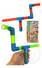 Mini Marshmallow Blaster Colorful Pipes - (LOT OF 2) FREE SHIPPING