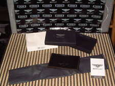 BENTLEY COLLECTION 2014/15 LIMITED EDITION MEN'S BLACK BUSINESS/CREDIT CARD CASE
