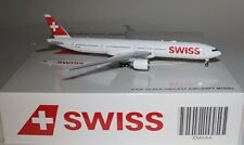 JC Wings XX4684 Boeing 777-3DE(ER) Swiss HB-JNB in 1:400 scale