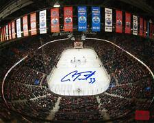 Cam Talbot Edmonton Oilers Signed Autographed Last Game Rexall Place Arena 8x10