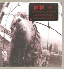 "PEARL JAM ""VS."" Expanded Edition CD foldout Cardsleeve sealed"