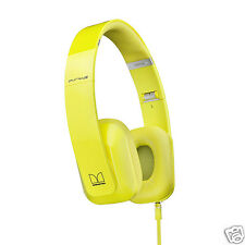 ORIGINALE NOKIA / MONSTER WH-930 PURITY HD STEREO (euro 1) AURICOLARE-Giallo
