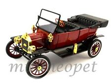 MOTORCITY CLASSICS 88141 1917 FORD MODEL T ROADSTER CONVERTIBLE 1/18 DIECAST RED