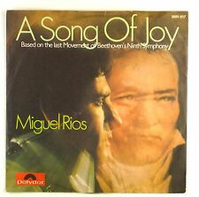 """7"""" Single - Miguel Rios - A Song Of Joy - S1503 - washed & cleaned"""