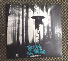 """Joe Lean & The Jing Jang Jong - Where do you go (ltd 7"""" - 0001)"""