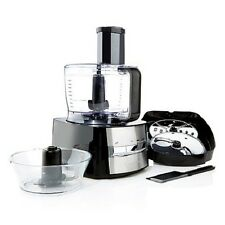 Wolfgang Puck 950 Watt 12 Cup Food Processor With Spatula Black BFPR1000