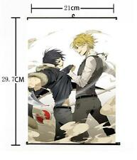 "Hot Japan Anime DuRaRaRa!! Cosplay Home Decor Wall Poster Scroll 8""x12"" 02"