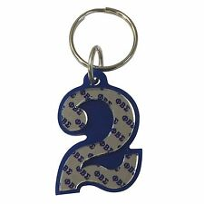 Phi Beta Sigma #2 Line Number Keychain