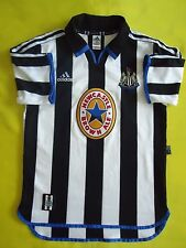 4.8/5 NEWCASTLE UNITED 1999 2000 ORIGINAL FOOTBALL SHIRT JERSEY era SHEARER DYER