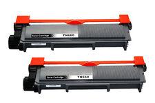 2X GENERIC TN660 TN-660 Toner for brother HL-L2305W DCP-L2540DW HL-L2340DW TN630