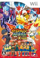 Inazuma Eleven Strikers 2012 Xtreme [Japan Import] Level5 Nintendo Wii