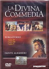 LA DIVINA COMMEDIA. PURGATORIO. CANTO II. CANTO III. CANTO V - DVD DE AGOSTINI