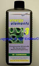 Energy Elements No3 500ml aqua connect  Jod Fluor  29,90€/L