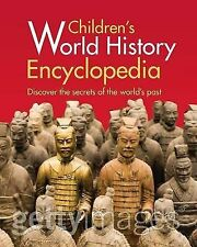 Mini Children's Reference: Encyclopedia world history,