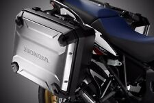 GENUINE HONDA 2016-2017 AFRICA TWIN CRF1000L SIDE PANNIERS SADDLEBAGS