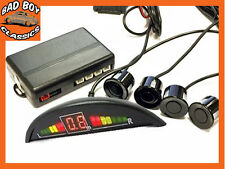 Parking Sensor Kit with LED Display & Buzz Alert UNIVERSAL