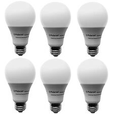 Polaroid Dimmable 20W A21 LED 100W Equal 1600 Lumens 5000K Light Bulb (6 Pack)