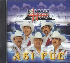 Paralelo Norte Asi Fue CD New Sealed