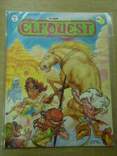 ELFQUEST #5 VF WARP GRAPHICS US MAGAZINE