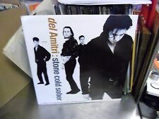 Del Amitri Stone Cold Sober vinyl 12 Inch EX 1990 A&M Records EX [4 Tracks]