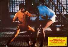 Game Of Death Poster Glc 16 A2 Box Canvas Print