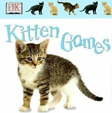 Kitten Games (Soft-to-Touch Books)