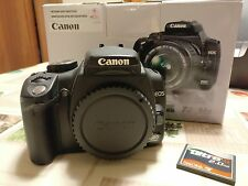 Canon EOS 350D + Compact Flash 2Gb + accessori e  Imballo Originale