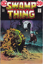 SWAMP THING #4 FINE