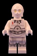 LEGO STAR WARS K-3PO Protocol White Droid Minifigure from UCS Assault Hoth 75098