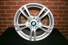 "4 x Genuine Original BMW F30 3er 18"" 400m Alloy Wheels, Staggered 8/8.5J Winter"