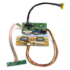 LCD Controller Board Kit DVI VGA Audio For LG Philips 18.1″ LCD Screen LM181E05