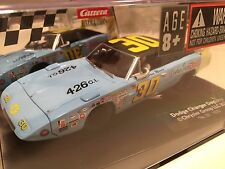 Carrera 27435 Evolution Dodge Charger Daytona #30 Analog 1/32 Scale Slot Car