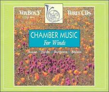 Chamber Music for Winds by Johannes Brahms, Wolfgang Amadeus Mozart, Joseph Hay