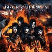 Black Veil Brides - Set The World On Fire NEW CD
