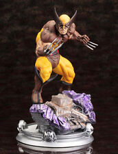 Wolverine Brown Superhero Figure Model Resin Kit Unpainted Unassembled 1/6