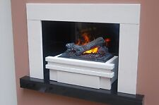 "THE PALAWAN - SUPERB HOLE IN THE WALL FIREPLACE WITH INCREDIBLE ""OPTIMYST"" FIRE"