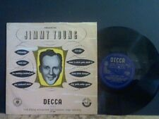 "JIMMY YOUNG  Presenting Jimmy Young  10""  LP   1955   Very rare!"