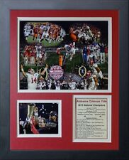 11x14 FRAMED 2015 ALABAMA CRIMSON TIDE BCS NATIONAL CHAMPIONS 8X10 PHOTO