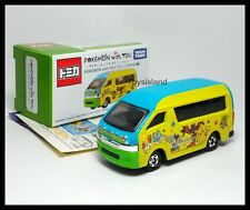 TOMICA NINTENDO POKEMON With You TOYOTA HIACE 1/64 TOMY NEW DIECAST CAR 46 II
