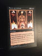 MTG MAGIC PORTAL WICKED PACT (FRENCH PACTE PERNICIEUX NM)