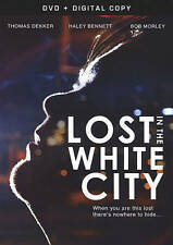 LOST IN THE WHITE CITY / (D...-LOST IN THE WHITE CITY / (DIGC)  DVD NEW
