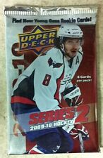 2009 - 2010 Upper Deck Series 2 Hockey Hobby Pack
