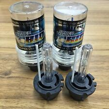 NEW 6000K D2S D2R D2C HID Xenon Bulbs Replace Factory HID Headlights Pair