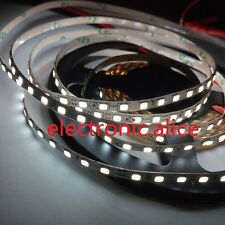 New 16Ft 5M  White 120LED/M SMD 2835 600LEDs Strip DC12V Super Bright