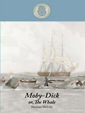 Moby-Dick, Or, the Whale (Kennebec Large Print Perennial Favorites Col-ExLibrary